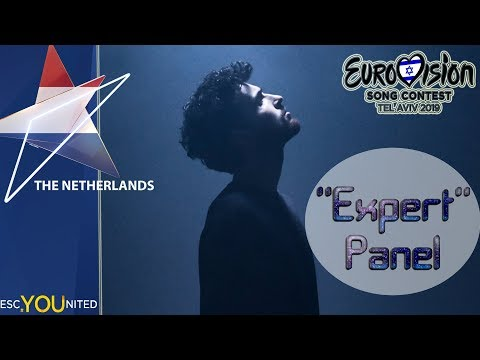 Eurovision 2019: The Netherlands REVIEW: Duncan Laurence - Arcade   'Expert' Jury