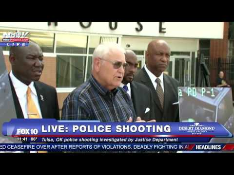 FNN: Tulsa Police Shoot And Kill Suspect - Attorney For Family Speaks