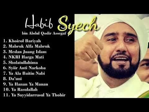 Mp3 Sholawat Habib Syech Bin Abdul Qodir Assegaf