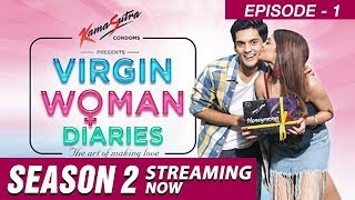 Virgin Woman Diaries – Ep 01 | Web Series | Kabir Sadanand | FrogsLehren | HD thumbnail