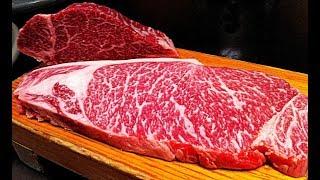 Мраморная говядина - что это / мастер-класс от шеф-повара / Илья Лазерсон / Мировой повар