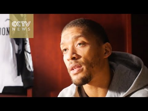 CBA star Michael Beasley discusses basketball in China