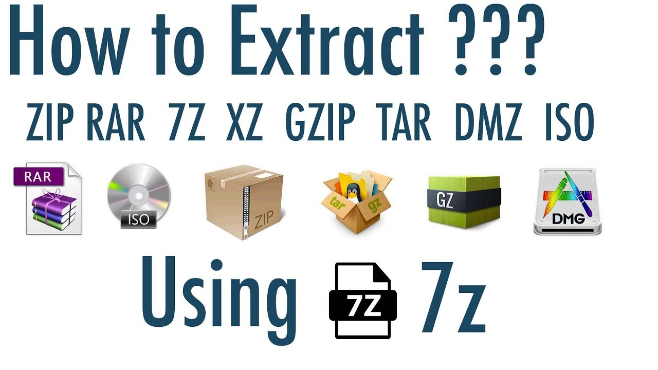 how to open tar xz file