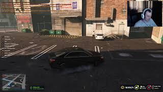 Ухожу в полицию. GTA 5 online RP стрим.