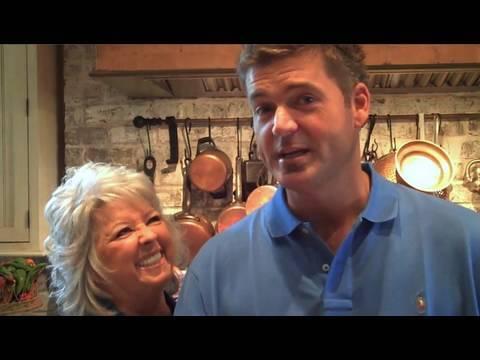 Paula Deen Cooks Meatloaf - Get Cookin' with Paula Deen