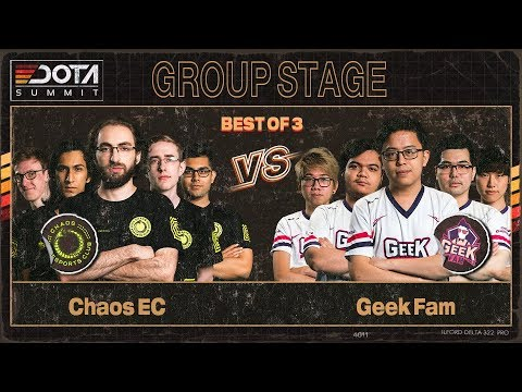 Chaos Esports Club vs Geek Fam vod