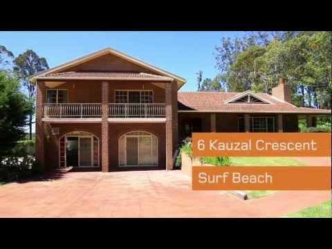 Iluka Media - Canberra Real Estate Videos - 6 Kauzal Cres Surf Beach