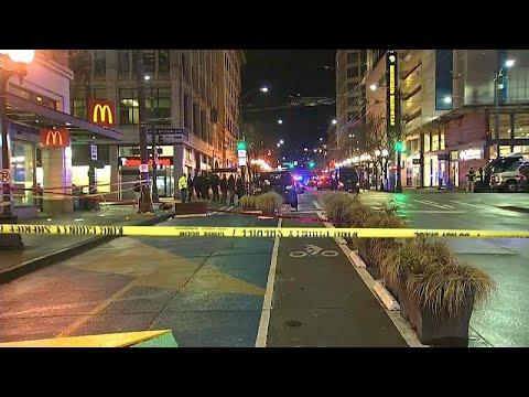 قتيلة وسبعة جرحى بإطلاق نار في مدينة سياتل الأمريكية  - نشر قبل 3 ساعة