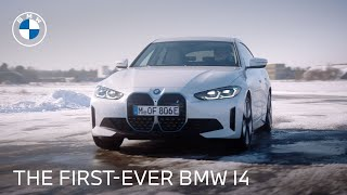 homepage tile video photo for The First-Ever BMW i4 | BMW USA