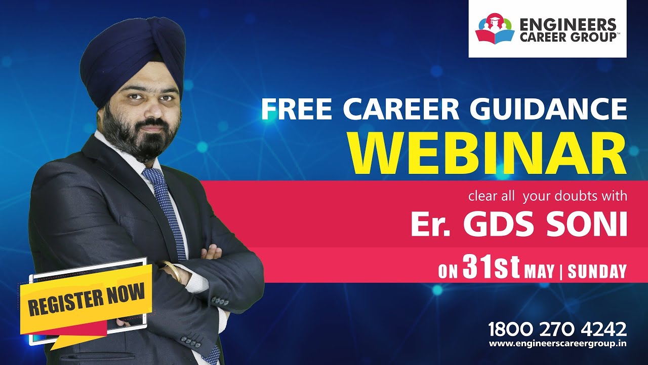 Free Career Guidance Webinar Youtube