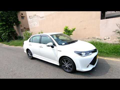 Download 2016 Toyota Axio Sincere Review