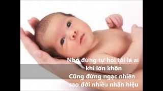 THƯ CHO BÉ SƠ SINH - Nhạc Võ Tá Hân - Thơ Đỗ Hồng Ngọc - Ca sĩ Hoàng Quân