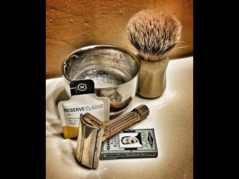 Phoenix & Beau Vegan Soap Beta Test with Gillette Aristocrat