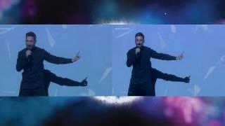 �������� ���� Сравнение выступлений Сергея Лазарева в полуфинале и финале конкурса Евровидение 2016 ������
