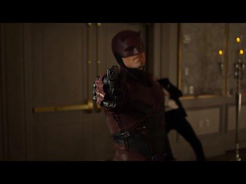 Download Bullseye Fight Scenes | Daredevil