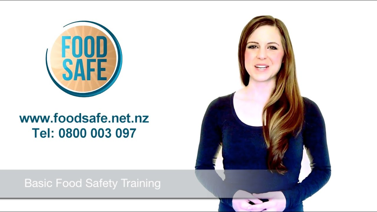 Basic Food Safety and Hygiene Certificate, HACCP Courses