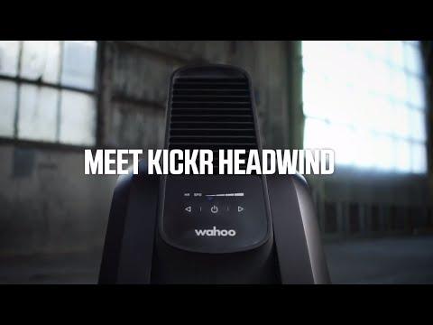 [SIMNA BIKE] WAHOO KICKR HEADWIND 自行車訓練專用智能風扇
