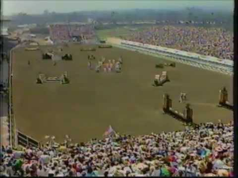 1984 Olympic Games - Equestrian Three Day Event