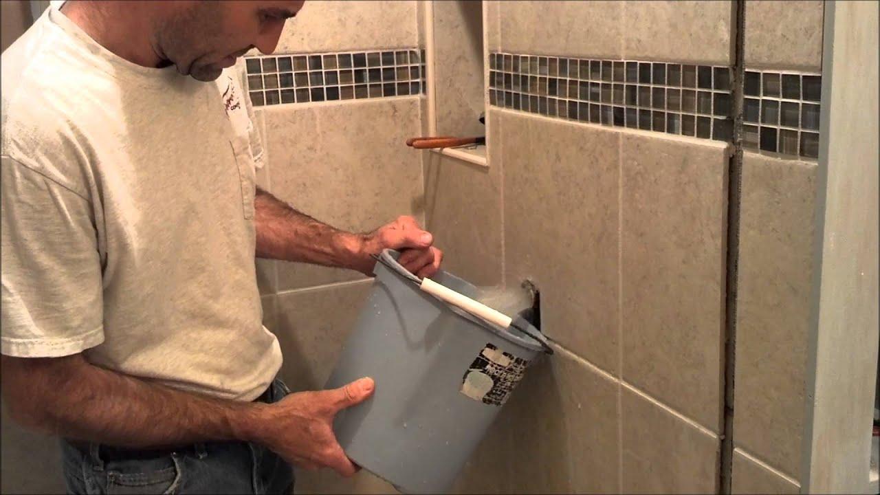 shower valve flush youtube. Black Bedroom Furniture Sets. Home Design Ideas