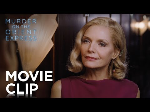 "Murder on the Orient Express | ""Some Men"" Clip 