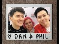 I MET DAN AND PHIL ~ Interactive Introverts