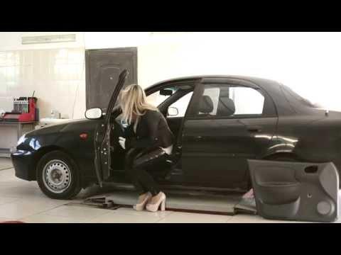 Установка электростеклоподъемников на Chevrolet Lanos