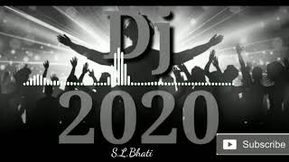 सोना रा झांझर  बाजणा Dj Remix 2020 ।। Bhagwat Suthar ।। New Rajsthani Dj Song 2020