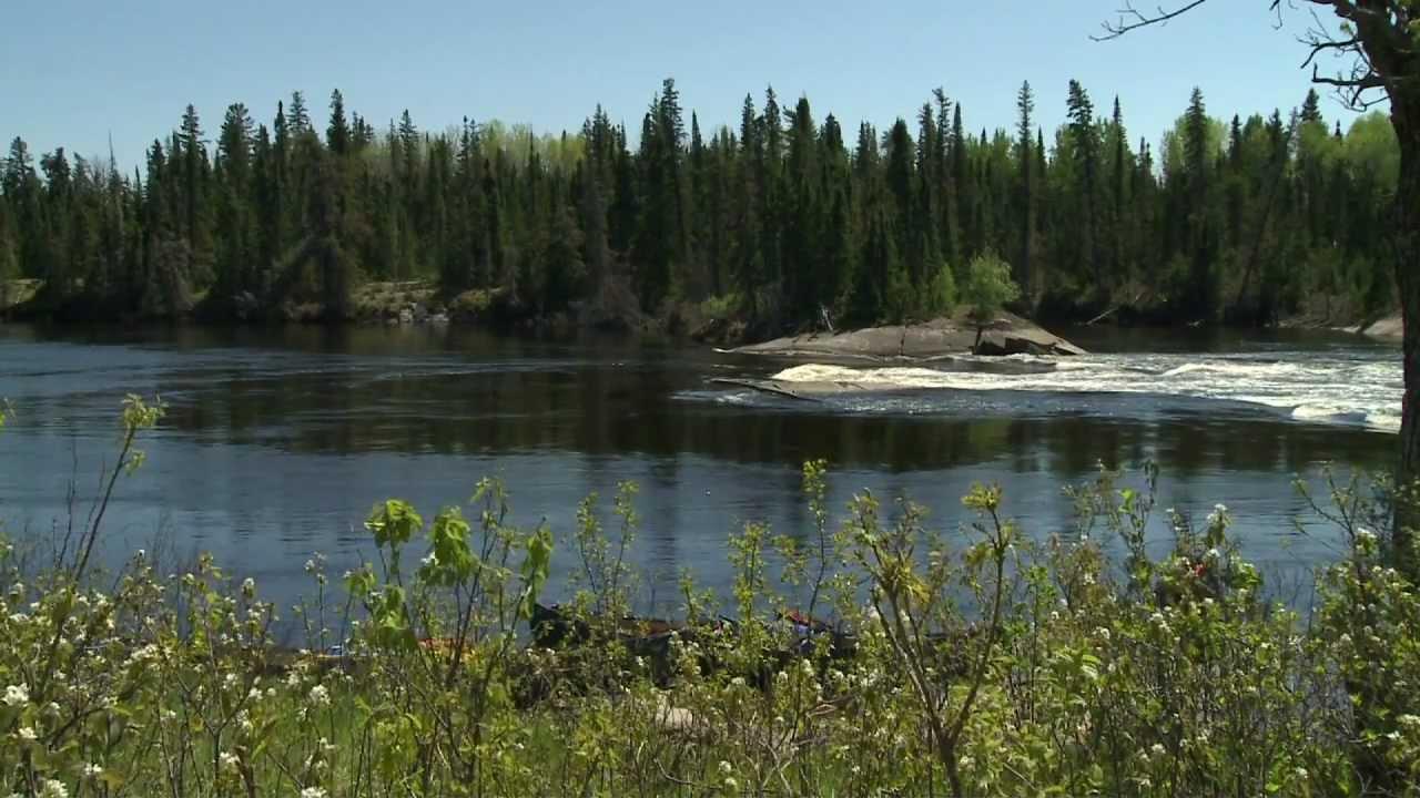 A Tour Of Pimachiowin Aki  Bloodvein River