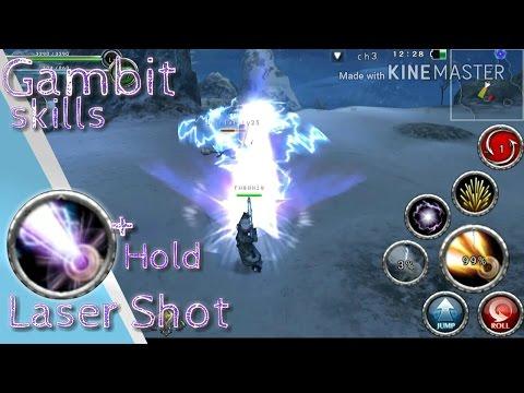RPG Avabel Online - Gambit Skill