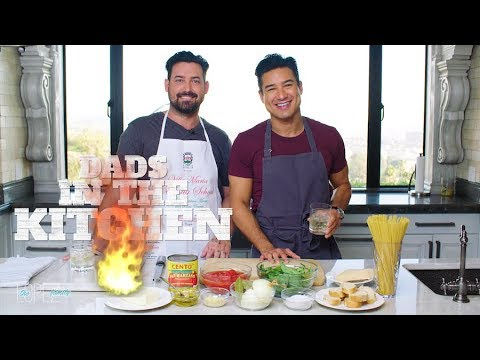 Try Our Easy Spaghetti and Meatballs Recipe!  Dads in the Kitchen Ep. 1