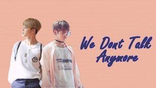 [RUS SUB] JK, JIMIN - We dont Talk Anymore Pt.2
