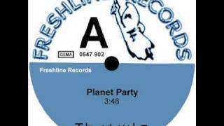 The Alliance - Planet Party