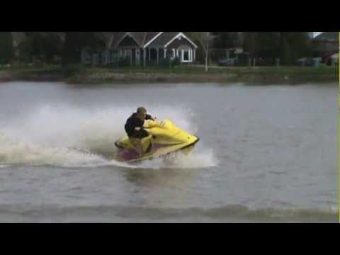 1996 Seadoo Xp >> SEA DOO TEST RIDE ON A 1996 XP 800 - YouTube