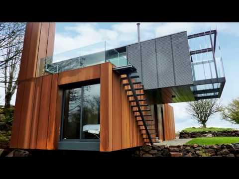 Grand Designs – Shipping Container Home by Patrick Bradley