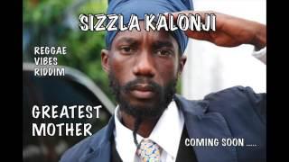 "Sizzla Kalonji recording a hit ""Greatest Mother"" Judgement Yard studio"