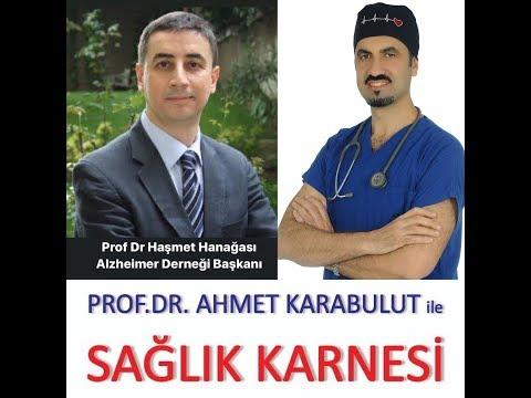 ALZHEİMER HASTALIĞI (BİLMENİZ GEREKENLER) - PROF DR HAŞMET HANAĞASI - PROF DR AHMET KARABULUT