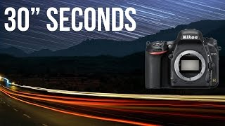 Learn Photography - Shutter Speed Tutorial!