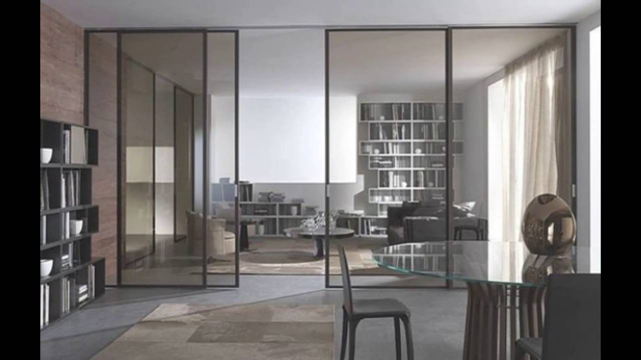 Glass Sliding Doors Youtube