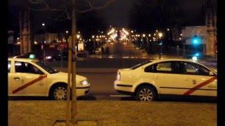 Прогулка по  ночному  Мадриду(Испания,Европа)(Ночной Мадрид(Испания,Европа).Ночью Мадрид впечатляет не меньше, чем днём. Улицы, скульптуры, здания, освеще..., 2015-12-29T17:00:00.000Z)