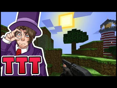 Maudado und sein Brick! | Trouble in Terrorist Town! - TTT | Zombey
