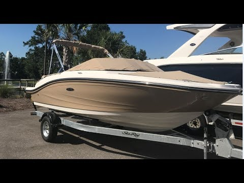 2019 Sea Ray SPX 190 Outboard Boat For Sale at MarineMax Charleston