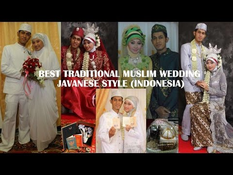 Traditional Muslim Wedding | Muslim Wedding Best Muslim Wedding Traditional Javanese Styles