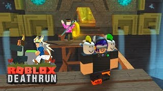 ROBLOX: Deathrun - Falling Is Bad For Your Health [Xbox One Gameplay, Walkthrough]