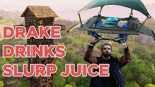 Is Drake Playing Fortnite the Peak of Rap & Video Games?
