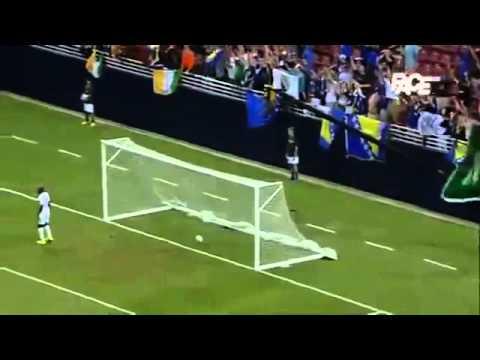 Bosnia Herzegovina 2:1 Ivory Coast    FACE TV   Highlights   Road Ti Brasil  