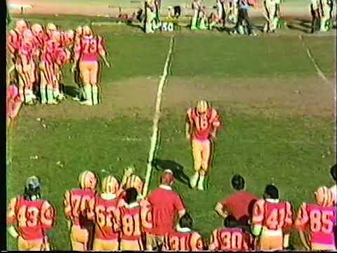 Willow Glen VS San Jose 10/15/1982