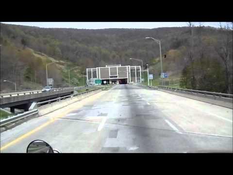 Virginia tunnels on I-77