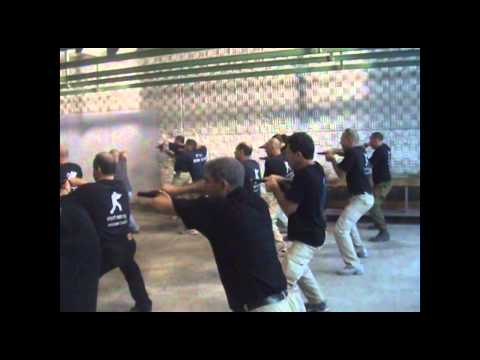 Maor Center for Krav Maga  Security forces trainer's course by Amnon Maor