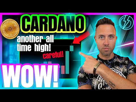 CARDANO SOARS TO NEW ALL TIME HIGH (Will ADA Keep Going?)