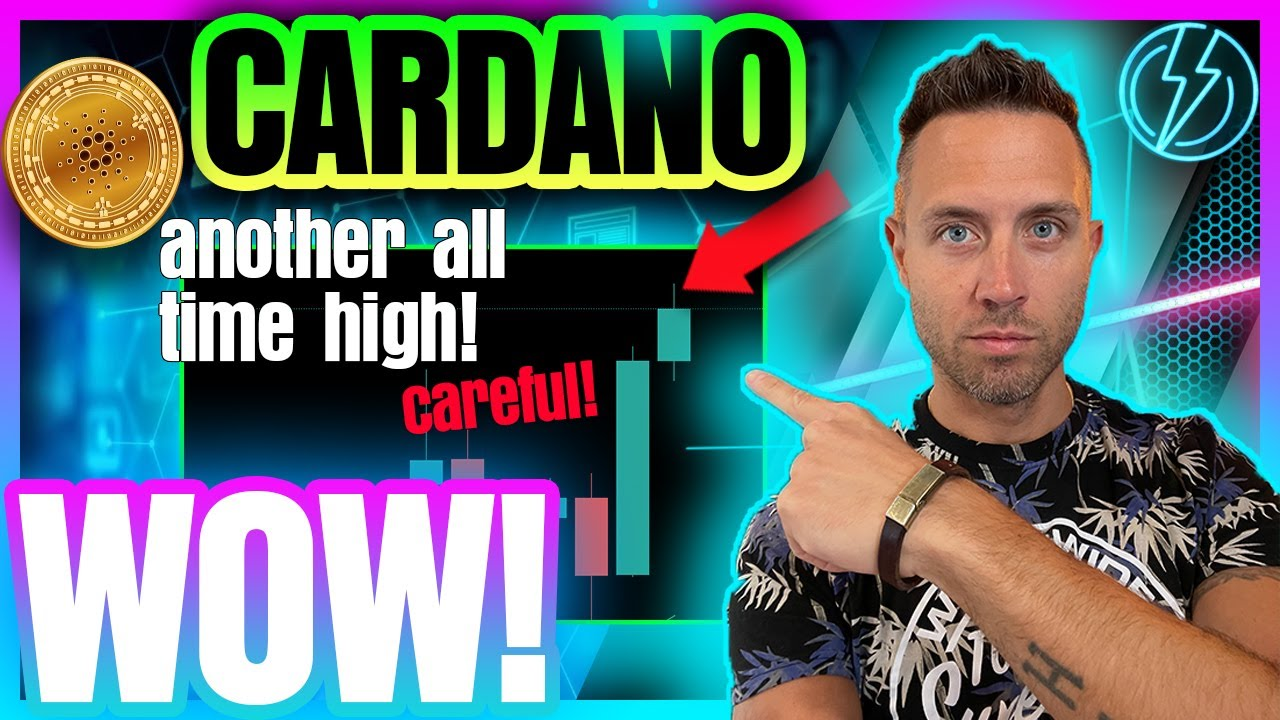 CARDANO SOARS TO NEW ALL TIME HIGH (Will ADA Keep Going?) ( HOT NEWS!!! )